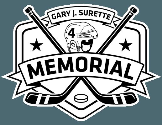Gary J. Surette Memorial Association Hockey Tournament